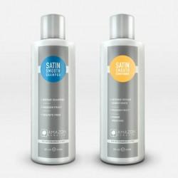 Zestaw szampon 250 ml + odżywka 250 ml