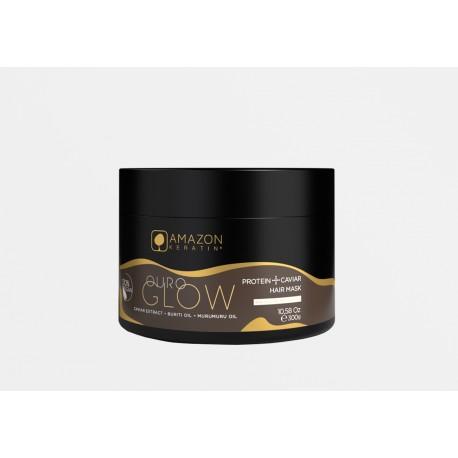 Maska OURO GLOW Protein+Caviar